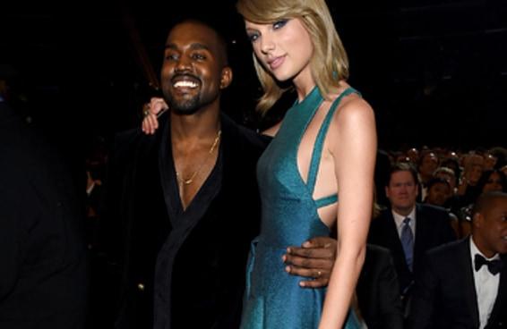 """Taylor Swift chamou a música de Kanye West de """"misógina"""""""