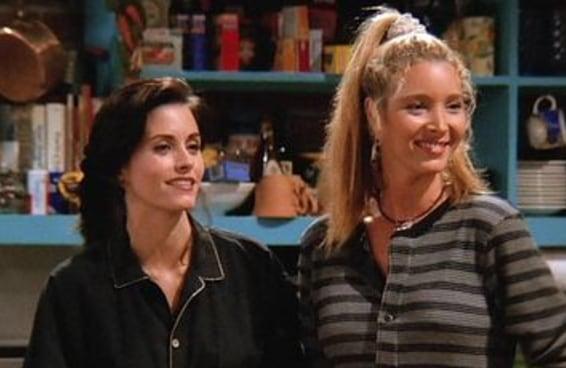 """Todo mundo é uma combinação de dois personagens de """"Friends"""" — quais são os seus?"""