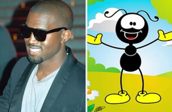 Você consegue acertar quem disse isso: Kanye West ou Smilinguido?