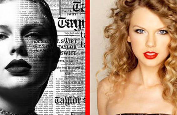 Crie uma playlist e revelaremos qual álbum da Taylor Swift descreve sua vida