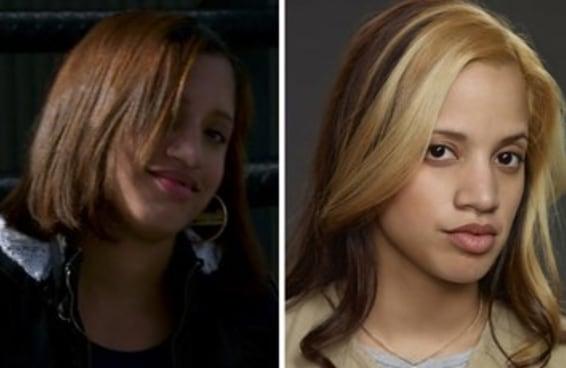 """A filha da """"Daya"""" também está em """"OITNB"""" e elas são praticamente gêmeas"""
