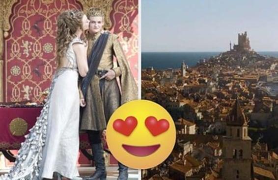 Planeje uma lua de mel em Westeros e diremos quando você irá casar!