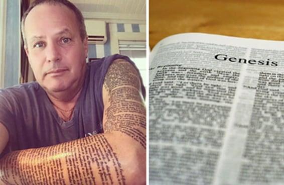 Jayme Monjardim fechou o braço com um capítulo da Bíblia e intrigou muita gente