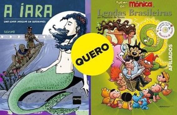 8 livros sobre folclore para inspirar os pequenos