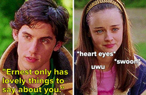 """Essa é a prova de que Rory e Jess deveriam ter terminado juntos em """"Gilmore Girls"""""""