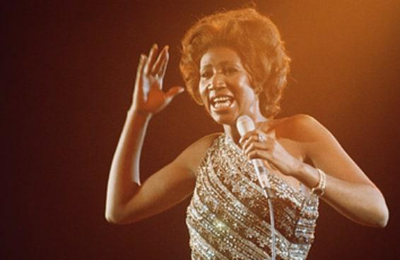 28 fotos icônicas da vida e carreira de Aretha Franklin
