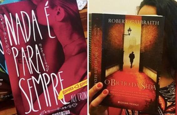 10 livros que são absolutamente impossíveis de parar de ler