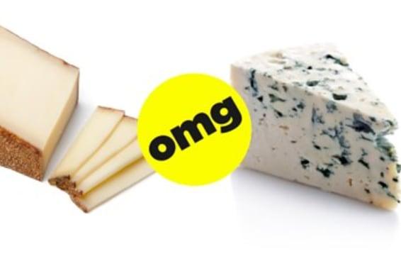 Acabei de descobrir que queijo parmesão não é vegetariano e fiquei em choque