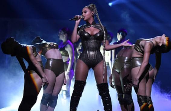 Esta trança da Beyoncé é a concretização de todos os nossos sonhos