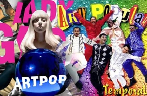Estas letras são de músicas do ARTPOP ou do Art Popular?