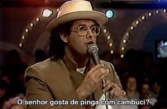 14 provas de que é impossível não rir com o Sérgio Mallandro