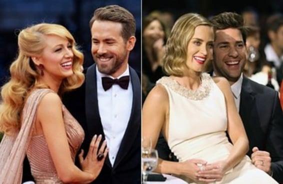 14 casais de celebridades que se conheceram em um encontro às cegas e ainda estão juntos