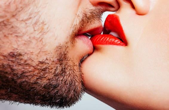 Diga em quantos lugares você já beijou e diremos como você beija
