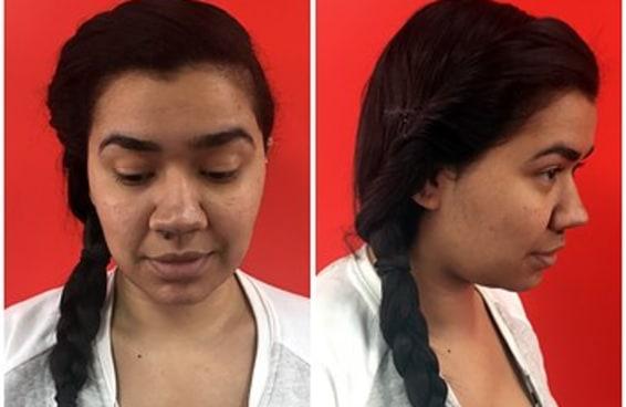 Expectativa x realidade de oito penteados populares do Pinterest