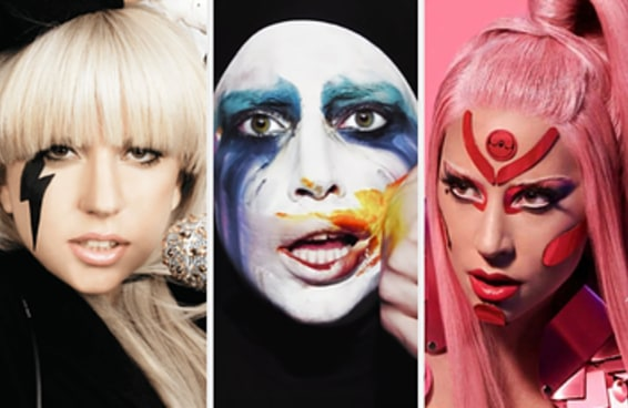 Qual era da Lady Gaga mais combina com você?