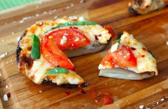 17 maneiras fáceis de fazer tudo acabar em pizza