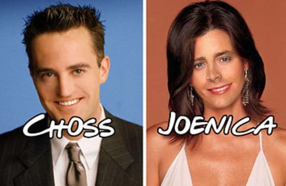 """Este teste de personalidade super sério vai revelar qual personagem híbrido de """"Friends"""" você é"""