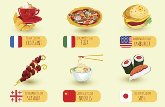 Só uma pessoa muito fina vai acertar todas essas perguntas sobre comidas internacionais