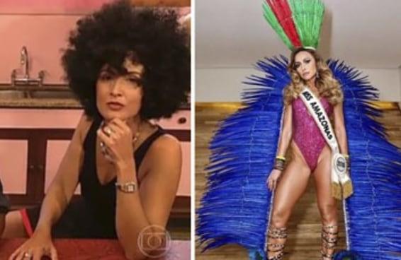 Seis pessoas reagem a fantasias de carnaval consideradas ofensivas