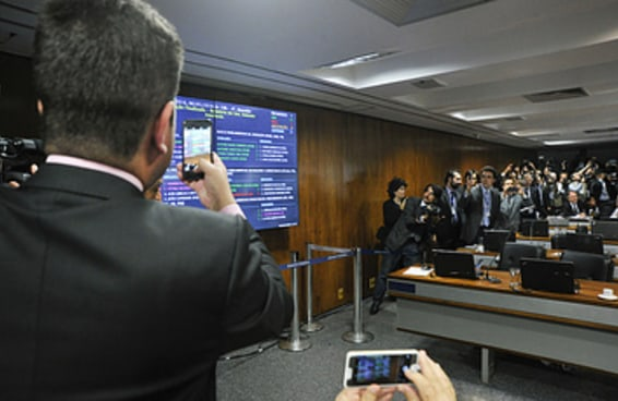Senado dá mais um passo para impeachment de Dilma