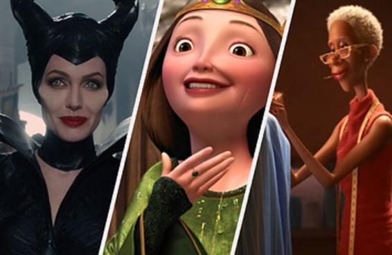 Sua mãe é mais parecida com qual mãe da Disney?