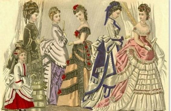 Qual dama vitoriana famosa combina com você?