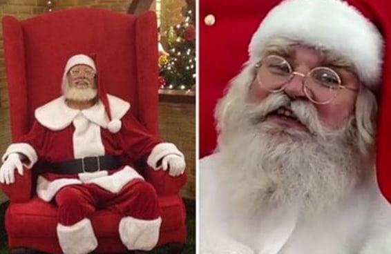 Como é a vida de um Papai Noel profissional?