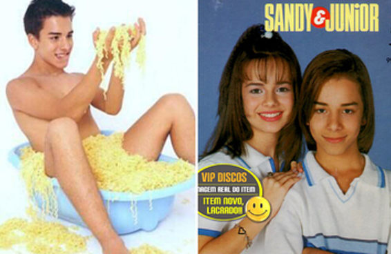 18 coisas que a volta de Sandy & Junior nos fez lembrar