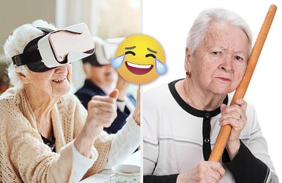 Esse teste vai revelar que tipo de idoso confuso com a tecnologia é você
