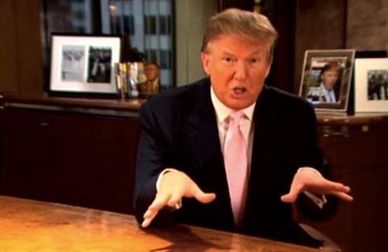 Esta é a forma como Donald Trump trata seus funcionários