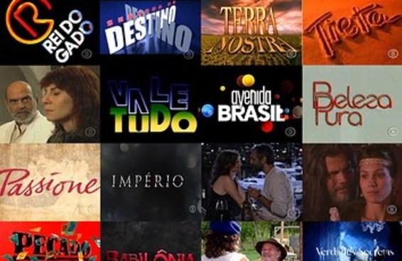 Quantas destas novelas da Globo você já viu?