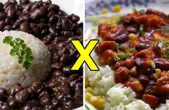 Você faz as escolhas certas na hora do almoço?