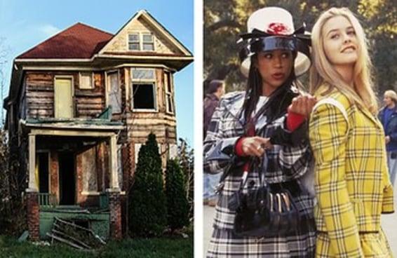 Reforme uma casa e diremos em que década você deveria ter nascido