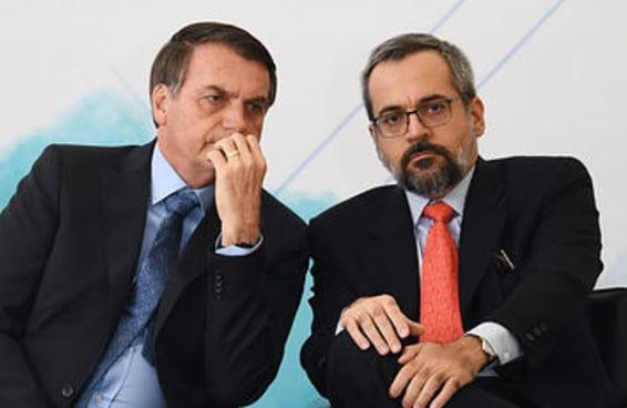 """Weintraub, que escrevia """"imprecionante"""", não é mais ministro da Educação"""
