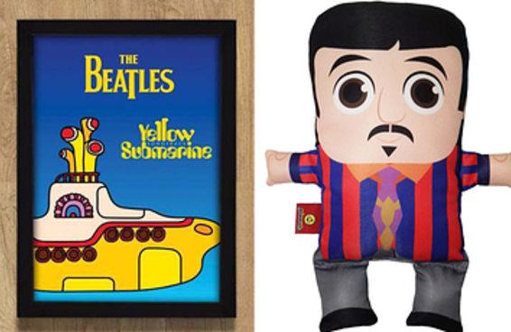 8 presentes que fãs de Beatles vão adorar