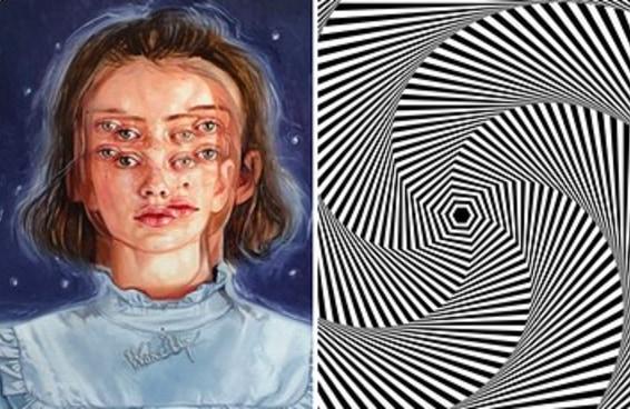 30 ilusões de ótica para desgraçar sua cabeça