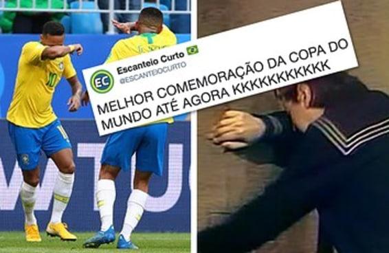 14 tuítes sobre a vitória do Brasil mais refrescantes do que paleta mexicana