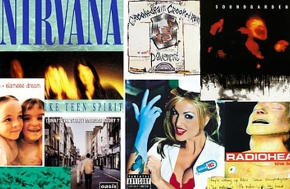 Crie uma playlist com clássicos do rock dos anos 90 e adivinharemos sua maior qualidade