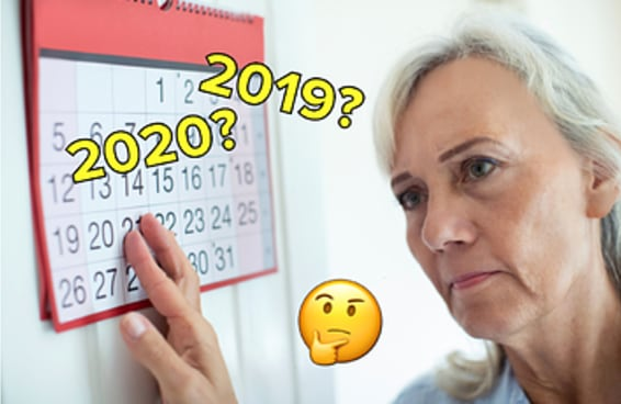Afinal, essa década acaba agora ou só no final de 2020?