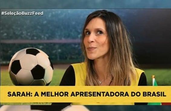 Veja o Seleção BuzzFeed com a Sarah Oliveira