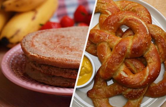 7 comidinhas de café da manhã para você sair do pão com manteiga