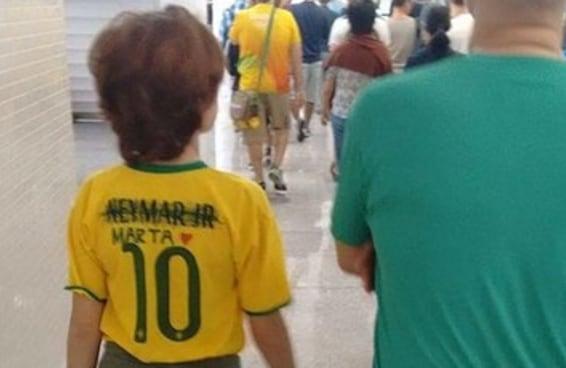 É exatamente assim que o Brasil se sentiu depois dos jogos da Seleção