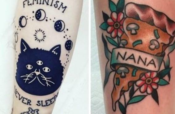 Vamos ser sinceros, você é um hipster se tiver qualquer uma dessas tatuagens