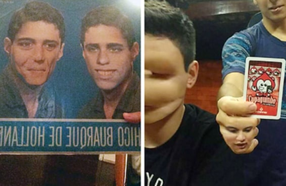 17 face swaps brasileiros tão errados que acabaram dando certo