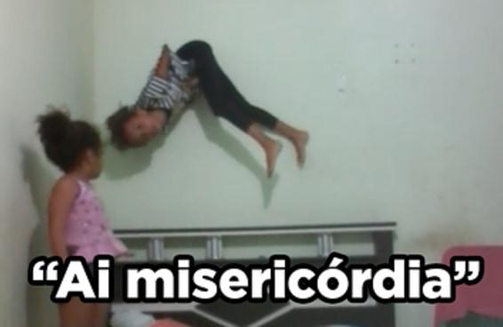 """Conheça as meninas por trás do meme """"ai misericórdia"""""""