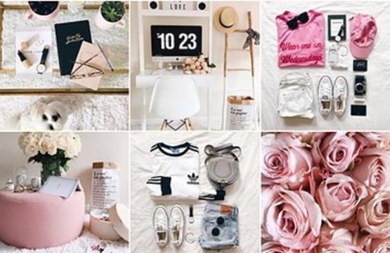 Reaja a coisas típicas do Instagram e adivinhamos sua personalidade online