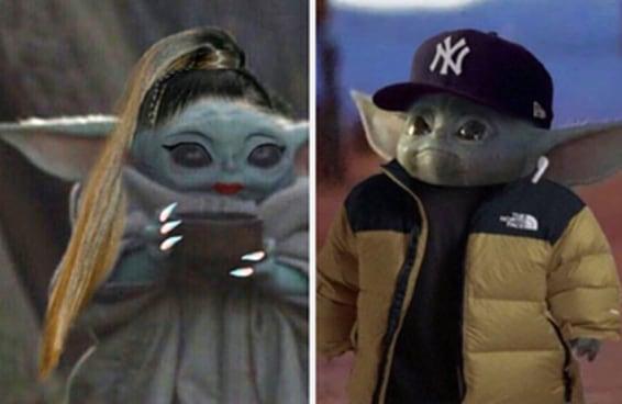 21 piadas maravilhosas com o Bebê Yoda para melhorar seu dia