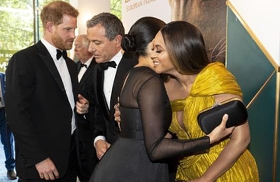 Beyoncé mostrou seu apoio a Meghan Markle depois da entrevista com a Oprah