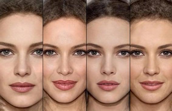 Aqui está a prova de que todos os modelos de marcas de beleza são iguais