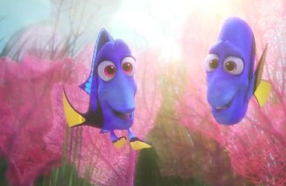 """O trailer completo de """"Procurando Dory"""" finalmente saiu"""